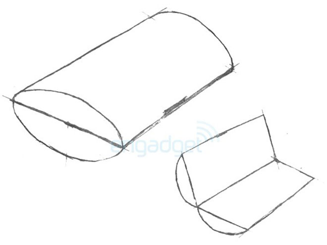 Sony S2, une tablette tactile clamshell ?