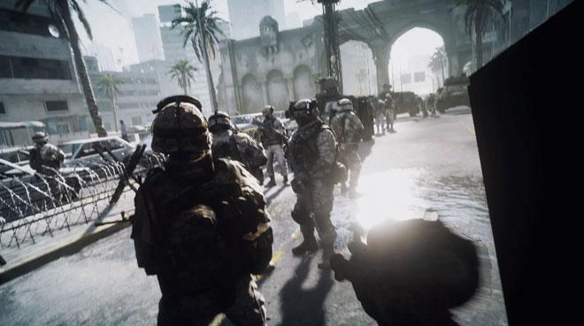 Battlefield 3 : une vidéo du gameplay