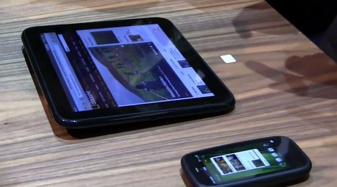 HP Touchpad, HP Pré 3, HP Veer, le plein de vidéos