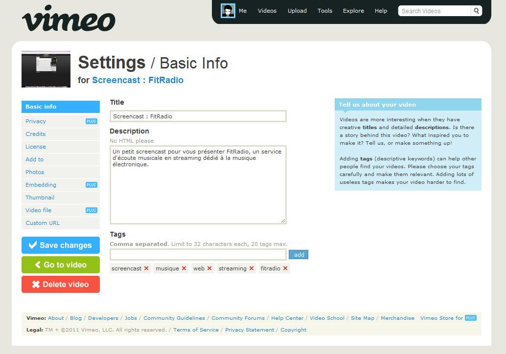 Vimeo Plus : trois nouvelles fonctionnalités bien pratiques
