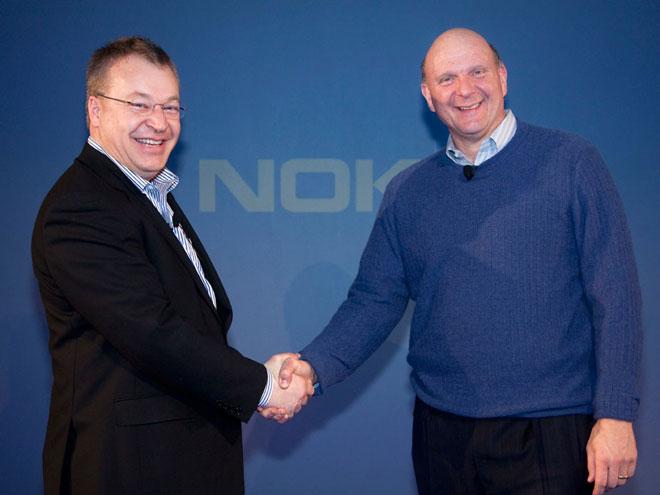 1 milliard de dollars pour l'accord Microsoft / Nokia