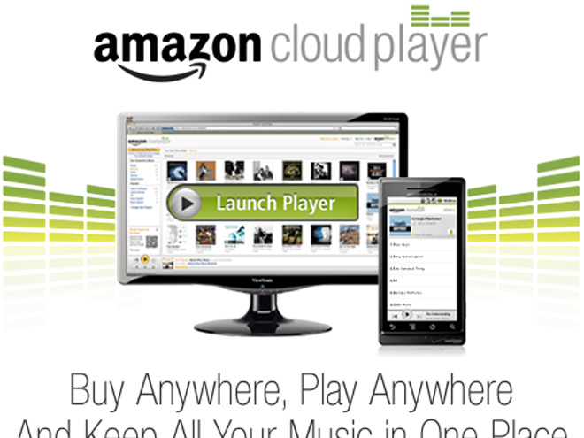 Amazon Cloud Player : les majors montrent les crocs