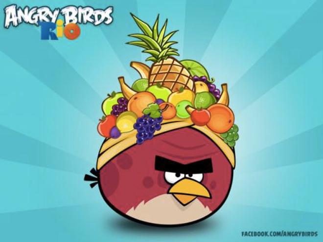 Angry Birds Rio : débarquement sur l'Android Market cette semaine !