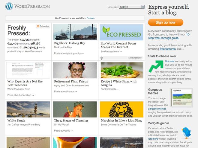 Wordpress victime d'une attaque DDoS massive