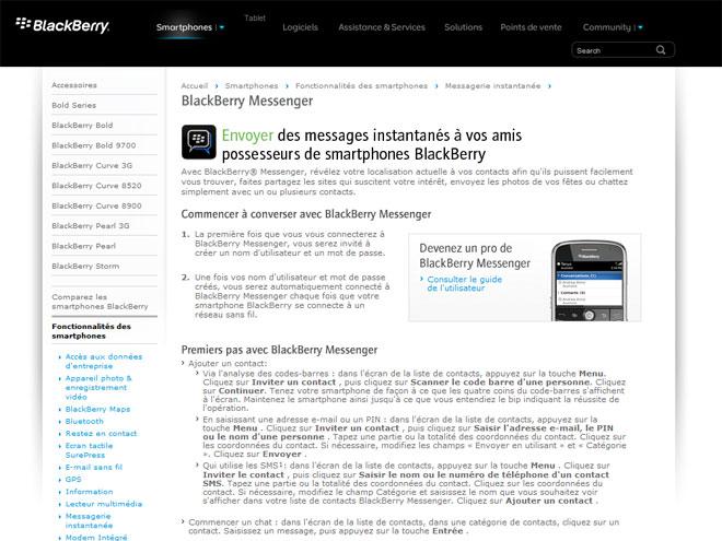 BlackBerry Messenger bientôt sur Android et iOS ?