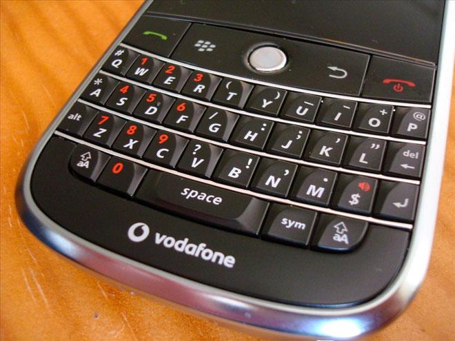 Pas de BlackBerry Messenger sur iOS (pour le moment ?)