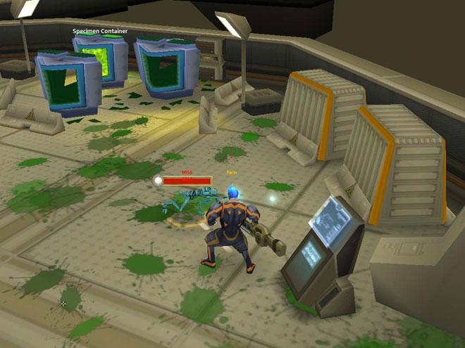 Blackstar, les premières images du prochain MMORPG pour mobile