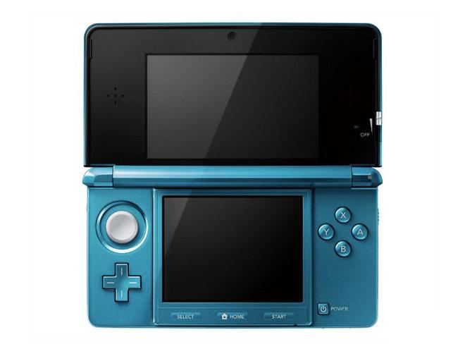 La Nintendo 3DS ne coûterait que 100 $ à produire