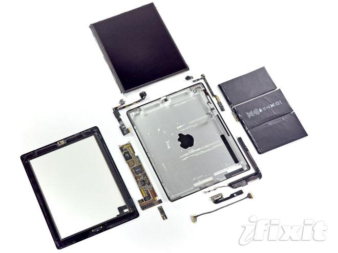 L'iPad 2 démonté par iFixIt