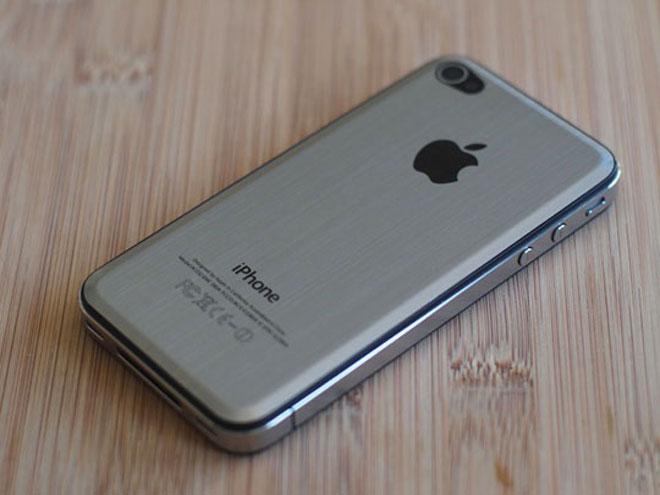L'iPhone 5 pourrait être similaire à l'iPhone 4, mais pas complètement...
