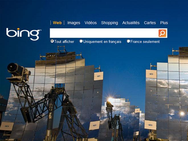 Bing dépasse Yahoo dans le monde !