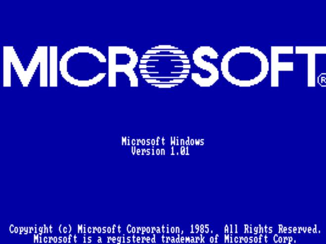 Windows : les évolutions du système depuis 1985