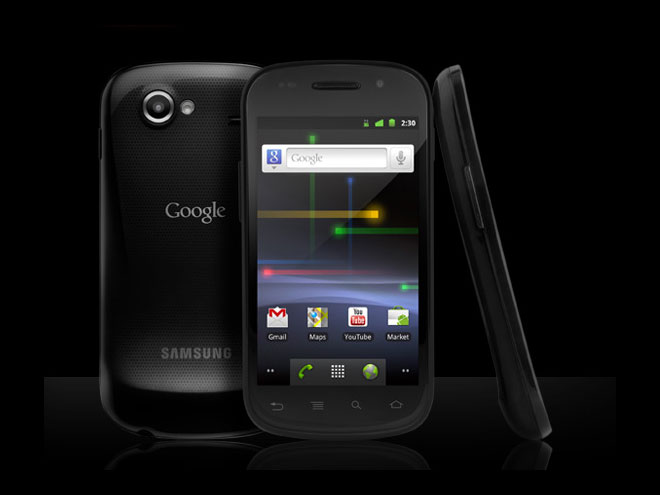 SFR : le Nexus S disponible en noir ou en blanc