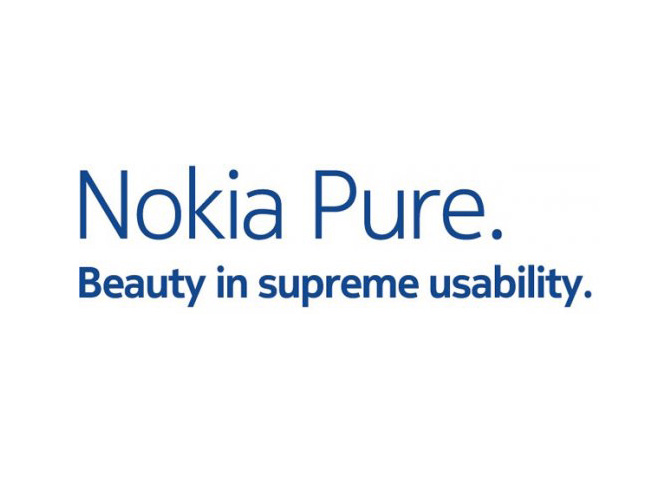 Nokia change de police