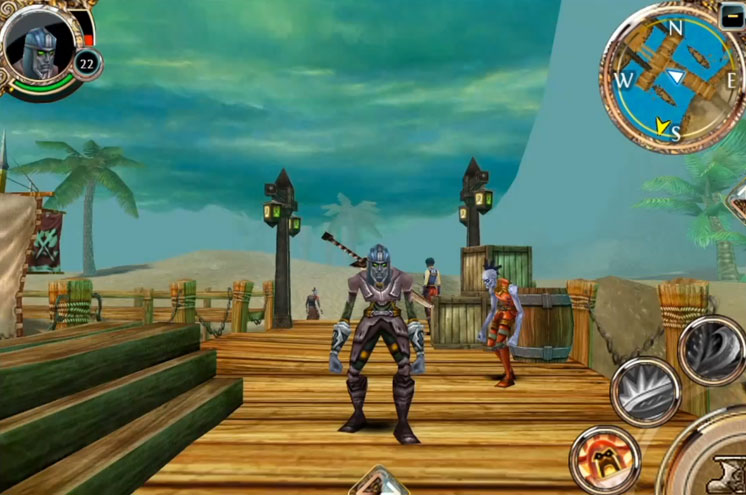 Order & Chaos Online, le World of Warcraft de ton mobile (vidéo)