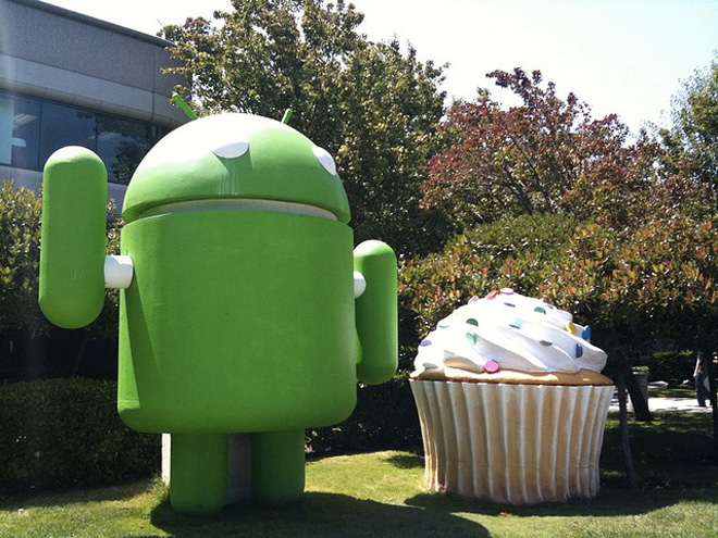 Android et Windows Phone 7 devant iOS en 2015 ?