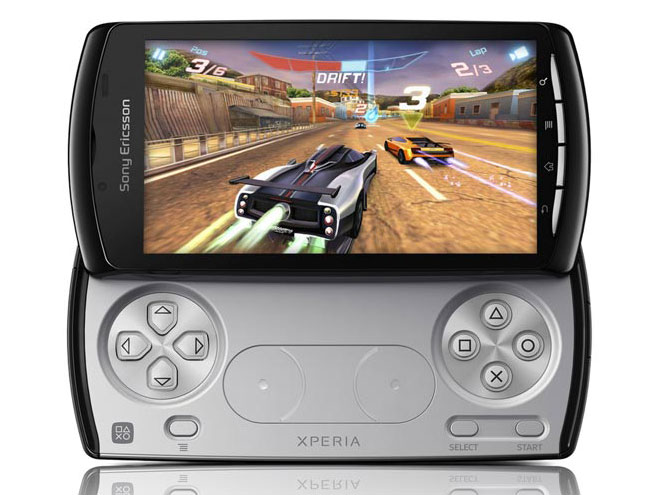 Xperia Play : lancement en Europe le 31 mars 2011