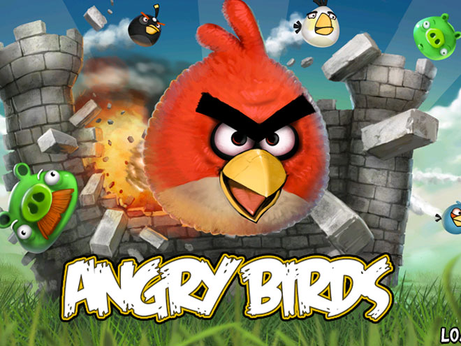 Angry Birds : arrivée sur Windows Phone 7 le 25 mai 2011