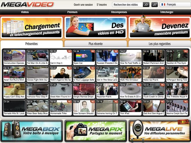 MegaVideo9, un débrideur pour MegaVideo