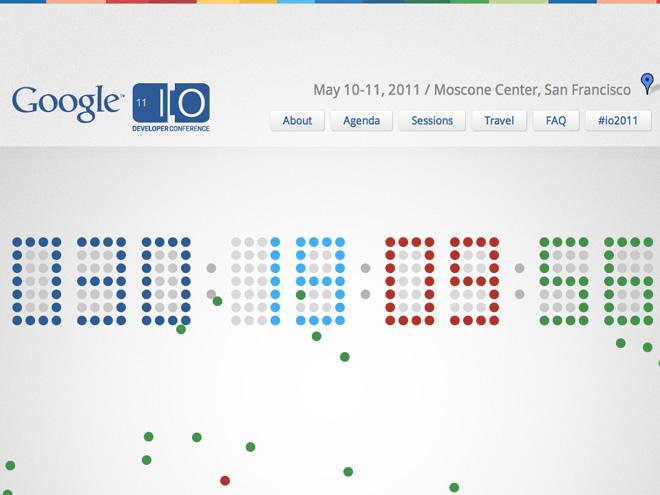 Google I/O : regarder la conférence en direct sur le web