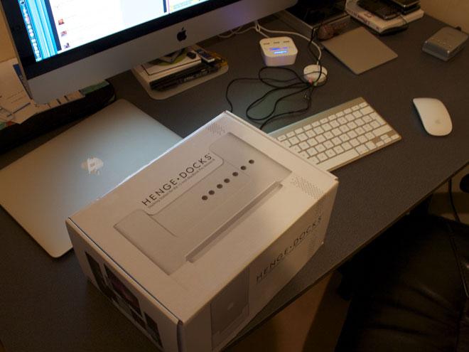 Gagne un Henge Dock pour ton MacBook Pro 15 pouces