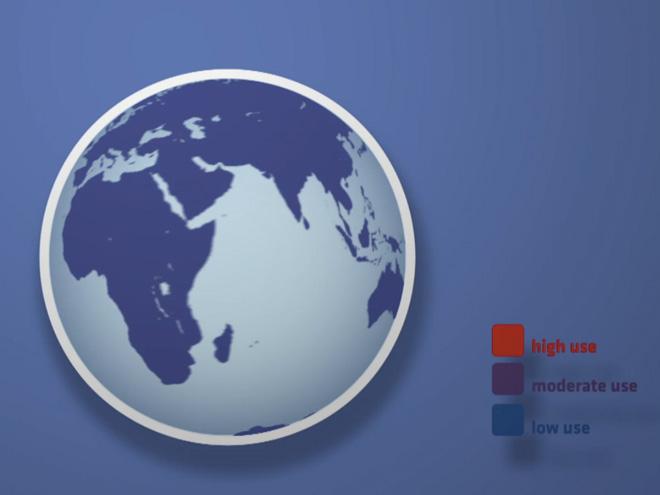 Infographie Vidéo : l'impact de Facebook dans nos vies