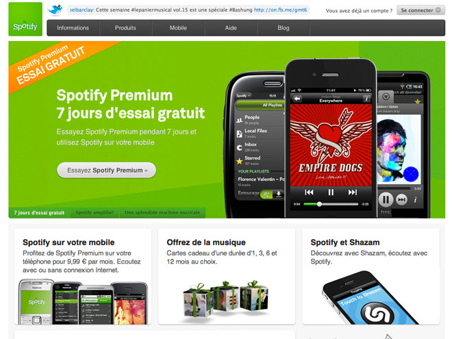 Spotify Open : de nouvelles limitations