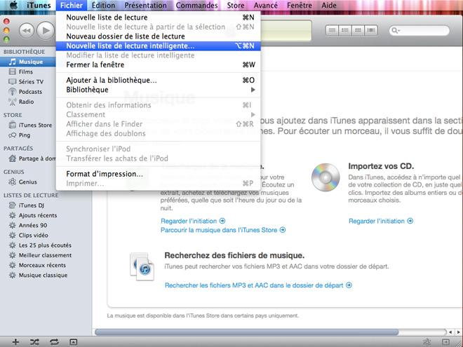 Tutoriel : utiliser les notes pour synchroniser iTunes avec son baladeur