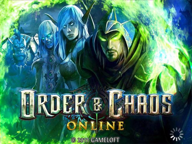 Order & Chaos Online est disponible !