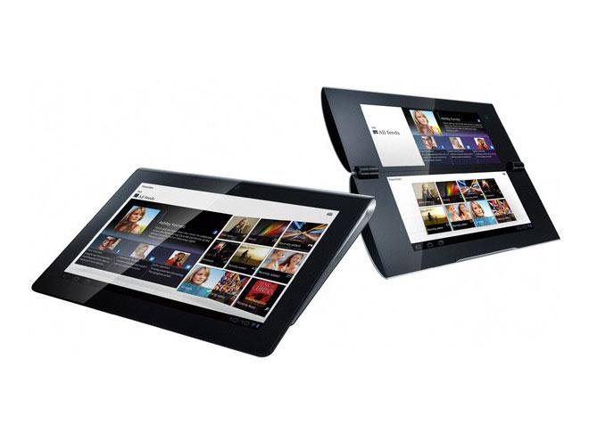 Sony officialise ses tablettes tactiles : la S1 et la S2