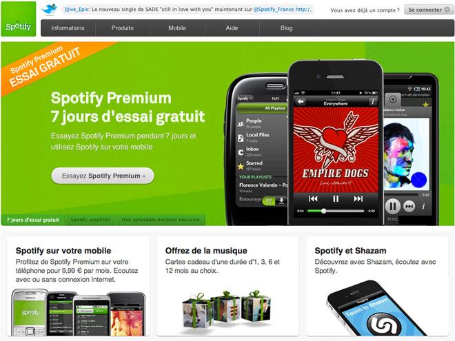 Google et Spotify pourraient travailler main dans la main
