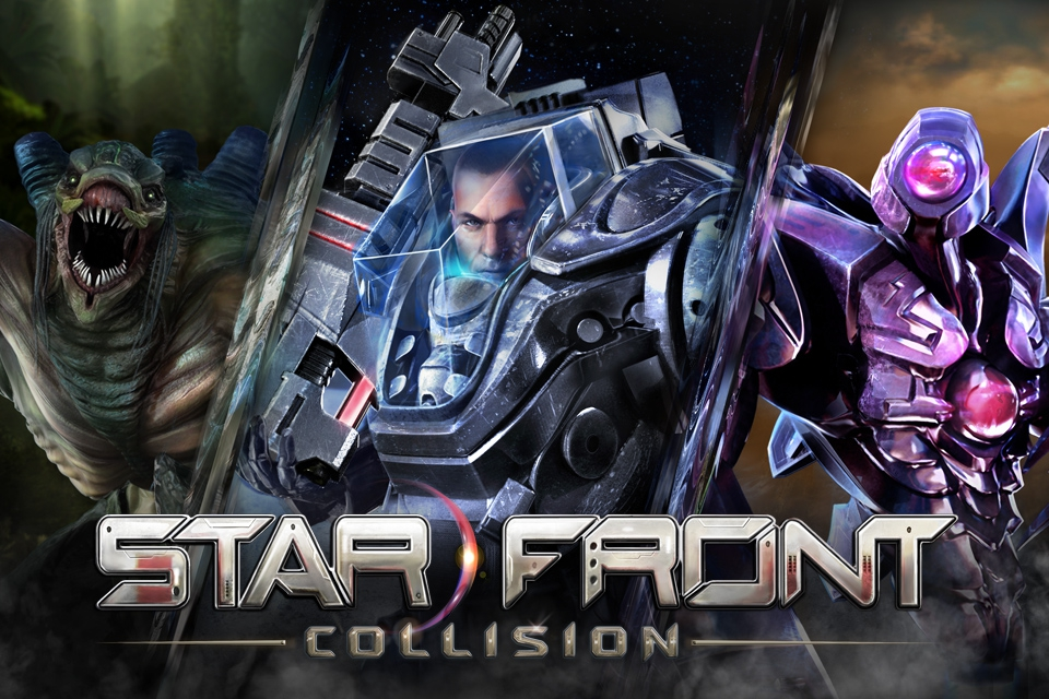 Starfront Collision HD est disponible sur le Market
