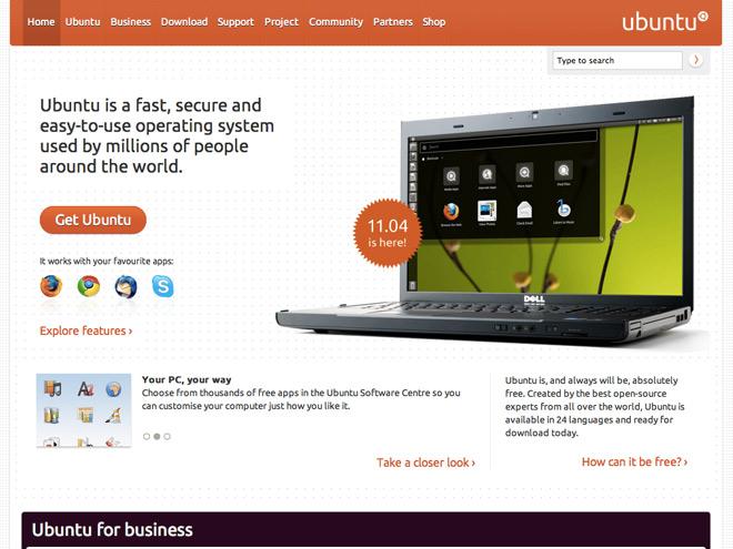 Ubuntu 11.04 est disponible avec une toute nouvelle interface
