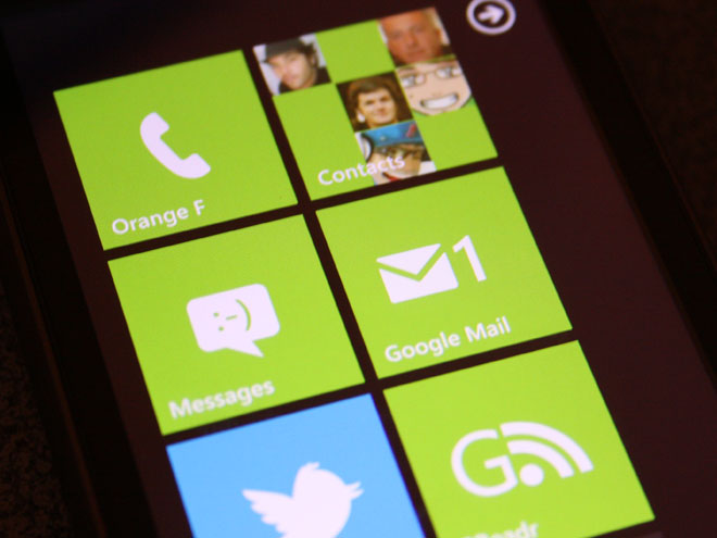 Windows Phone 7 Mango dévoilé au MIX 11