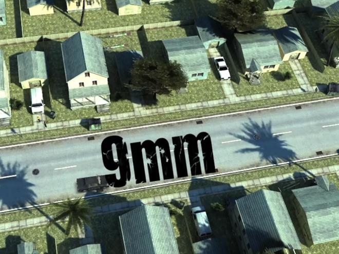 9mm, le nouveau GTA-Like de Gameloft !
