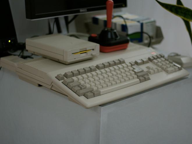 Nostalgeek : Amiga 500