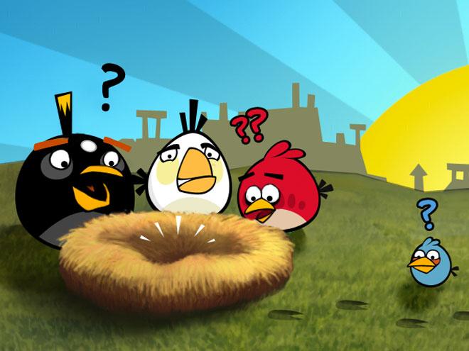 Angry Birds sur Windows Phone 7, pas avant le 29 juin !