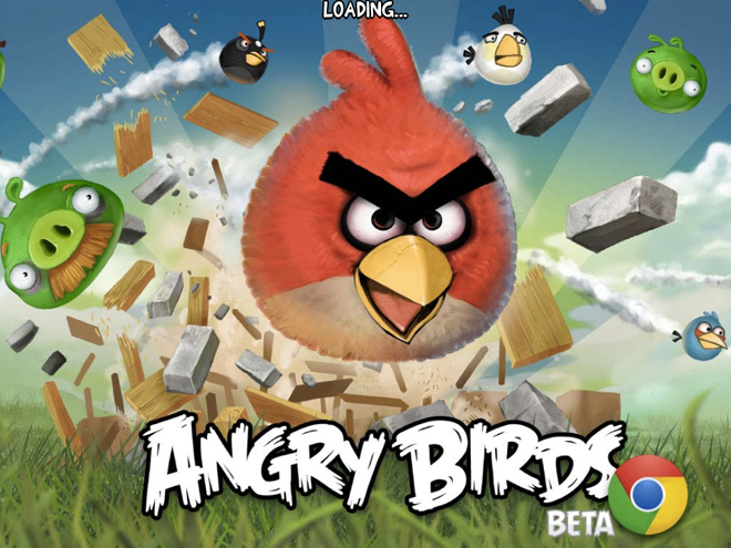 Joue à Angry Birds en ligne !