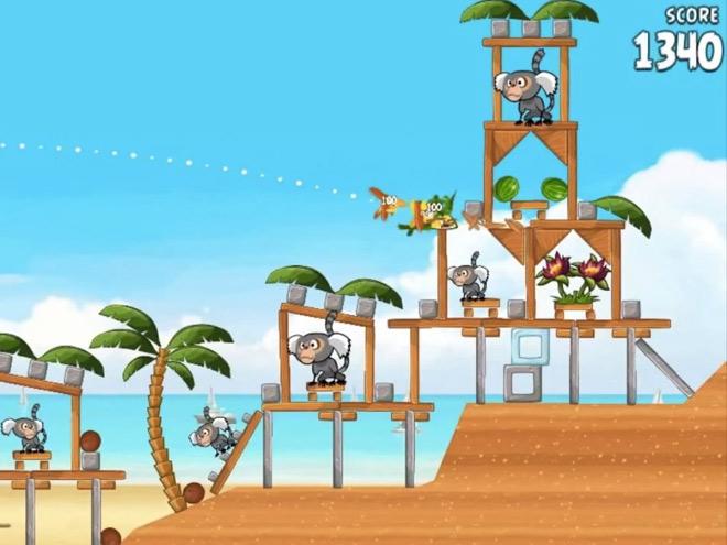 Angry Birds Rio Beach Volley, le prochain épisode se dévoile en vidéo