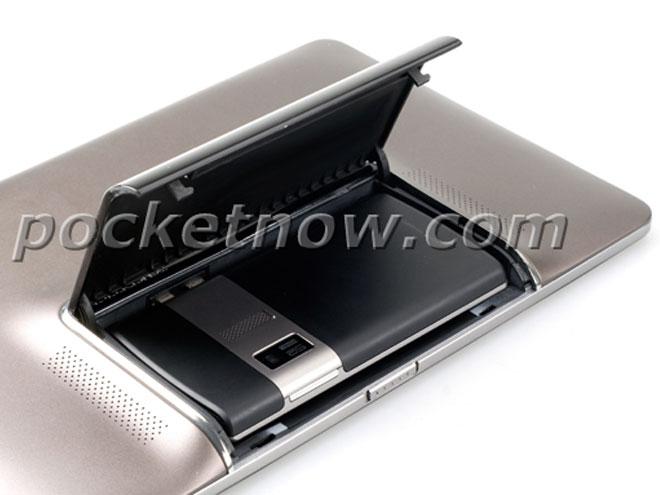 Asus Padfone : un téléphone dans une tablette tactile