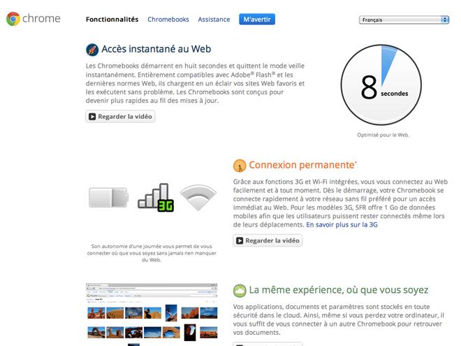 Chrome OS : tout sur le système d'exploitation Google