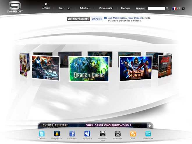 Google Android : Gameloft modifie ses DRM