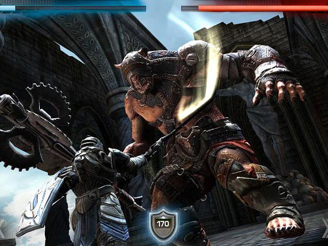 Infinity Blade intègre désormais un mode multijoueur !