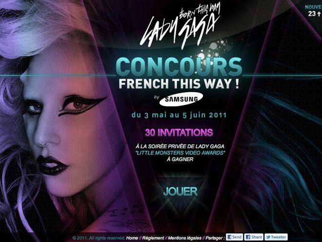 Born This Way : écoute le nouvel album de Lady Gaga en exclu sur le web !