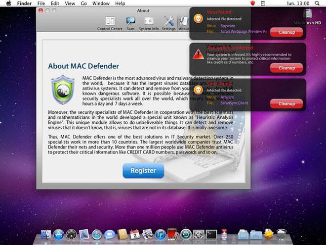 Mac Protector / Mac Defender : Apple va finalement réagir !