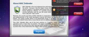Mac Defender : attention, danger !