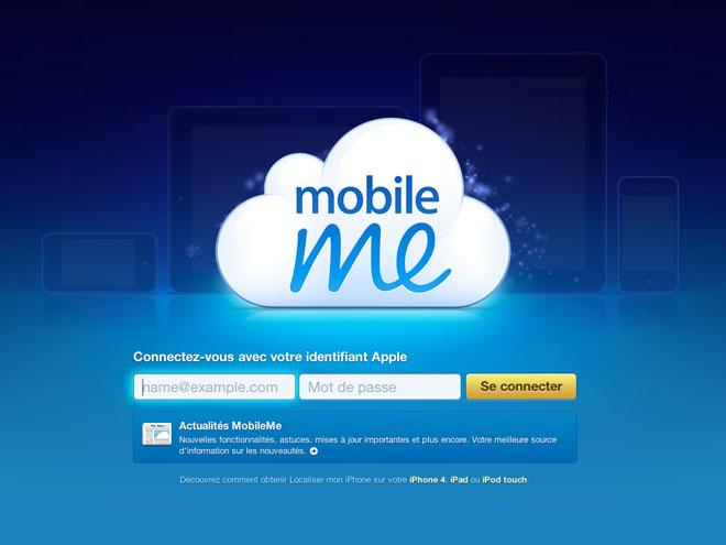 Apple : présentation de MobileMe 2.0 / iCloud pour le 6 juin prochain ?