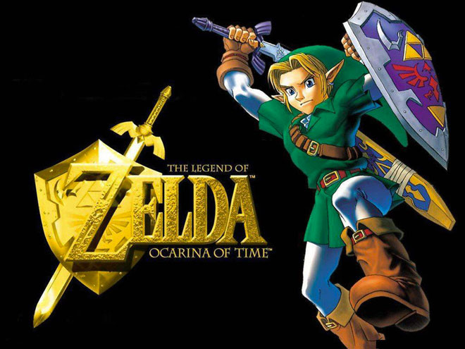 Ocarina of Time 3D : un nouveau trailer