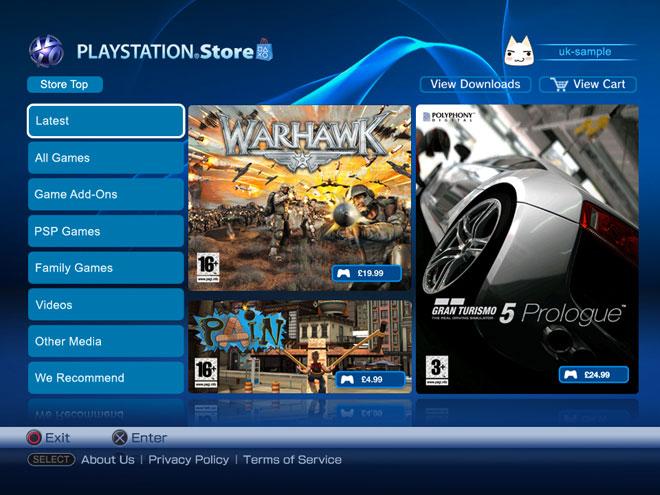 PlayStation Store : retour le 24 mai prochain ?