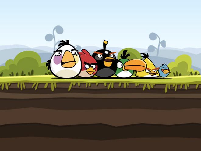 Vidéo : un robot qui joue à Angry Birds !